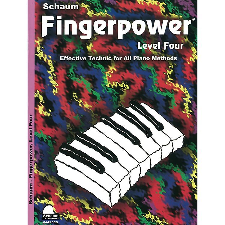 AlfredFingerpower Book Level 4