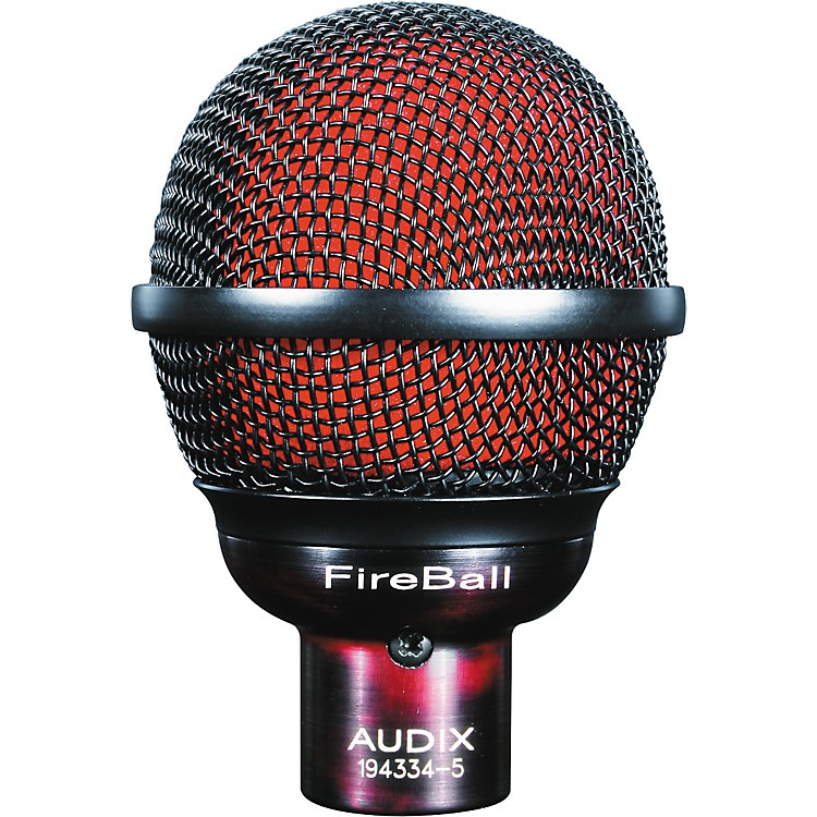 AudixFireBall Harmonica Microphone