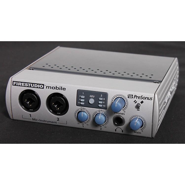 PreSonusFireStudio Mobile 10x6 FireWire Recording System886830132940