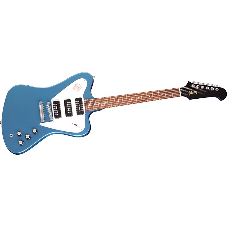 Gibson Firebird Studio Non-Reverse Electric Guitar Pelham Blue