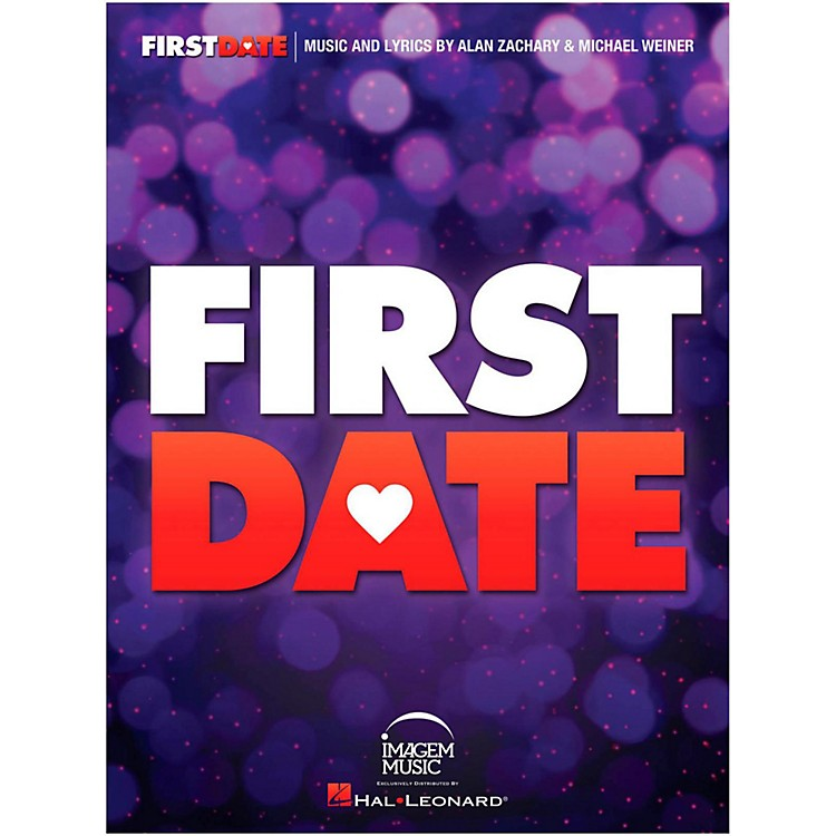 Hal LeonardFirst Date - Vocal Selections