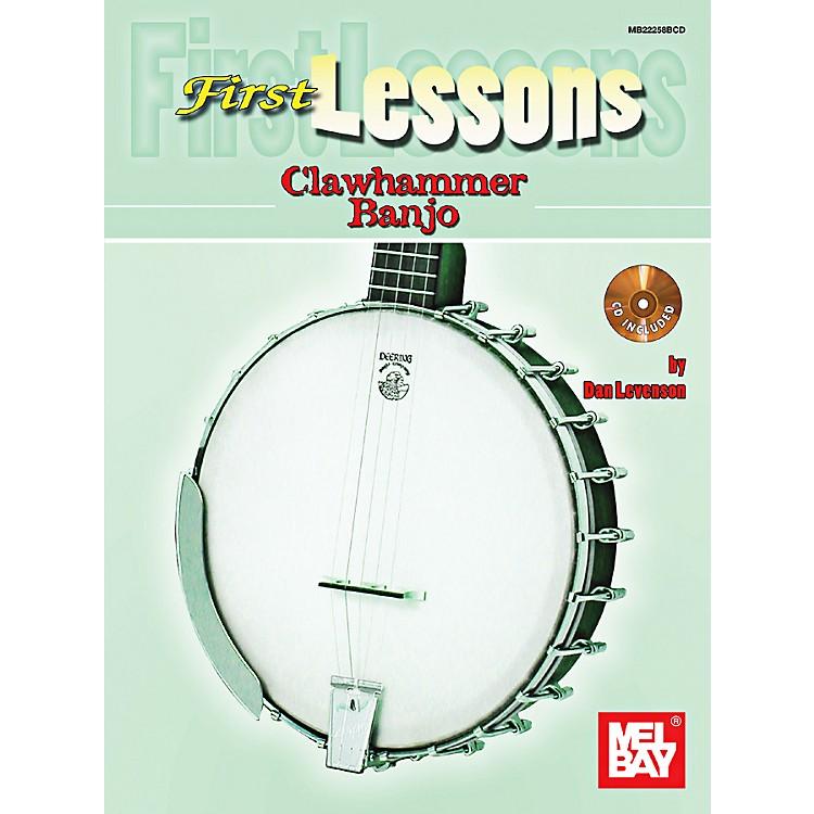 Mel BayFirst Lessons Clawhammer Banjo
