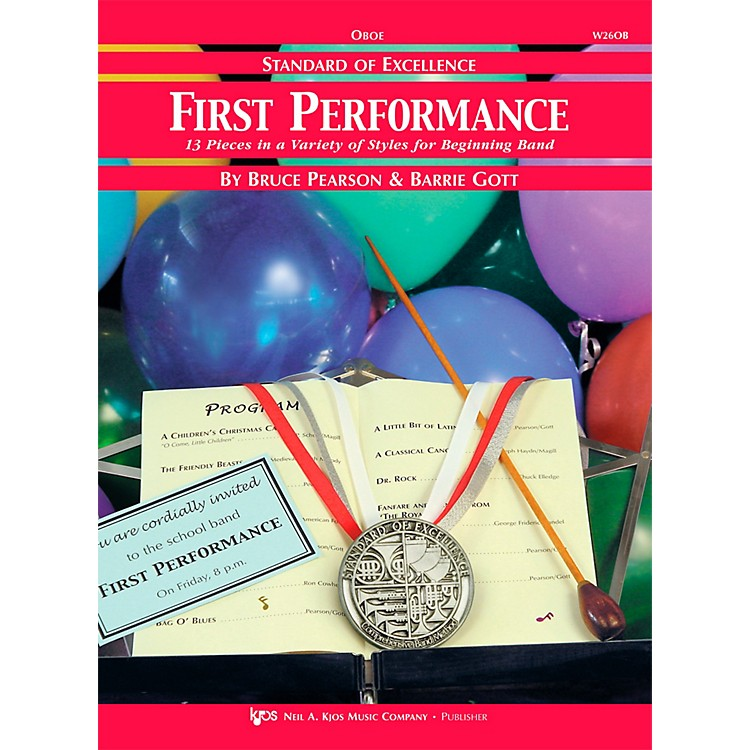 KJOSFirst Performance Oboe