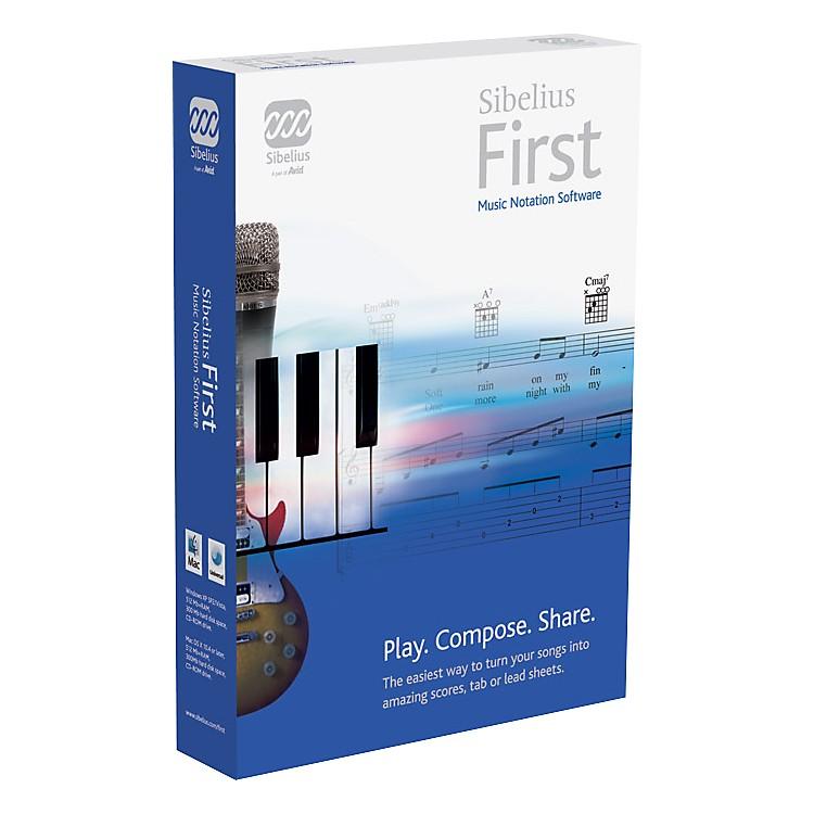SibeliusFirst Software
