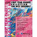 Alfred First Year Charts Collection for Jazz Ensemble 1st E-Flat Alto Saxophone