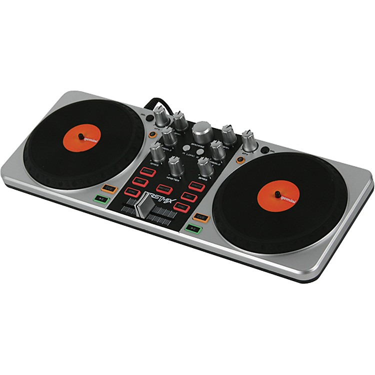 Gemini Firstmix DJ Software Controller