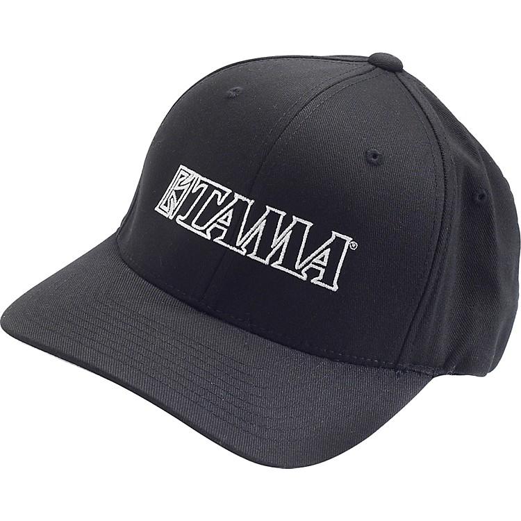 TamaFitted Baseball CapBlackSmall/Medium