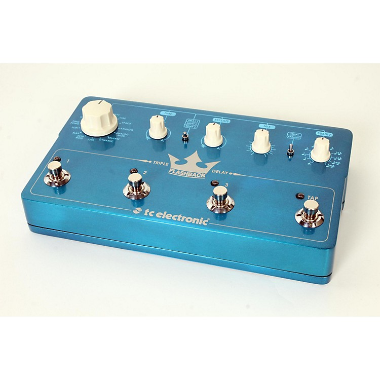TC ElectronicFlashback Triple Delay Guitar Effects Pedal888365917214