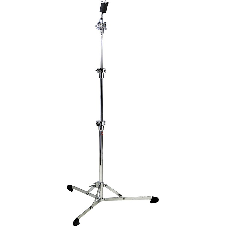 Gibraltar Flat-Base Straight Cymbal Stand with Brake Tilter