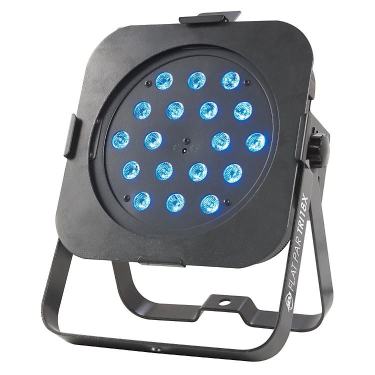 American DJFlat Par TRI18X Low Profile LED Par Can Light