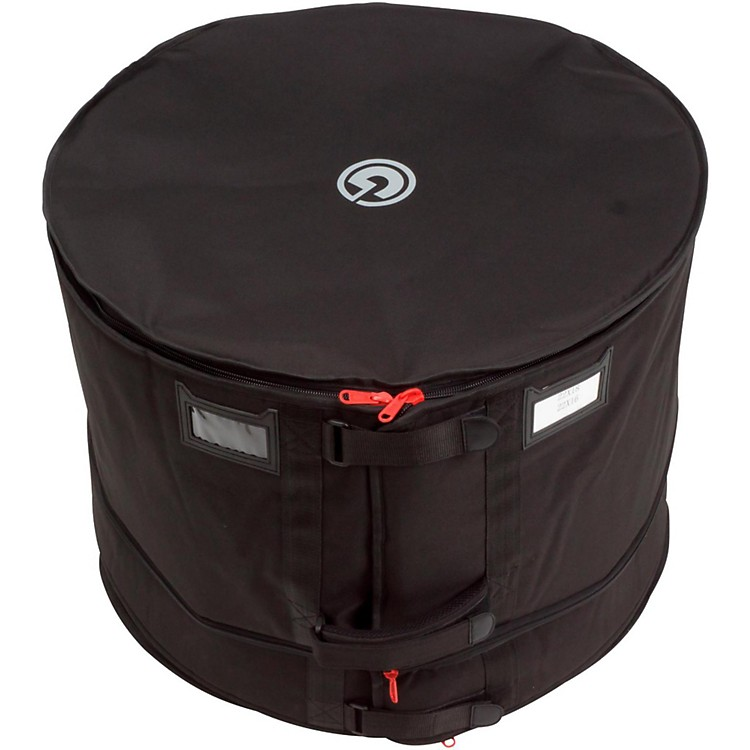 Gibraltar Flatter Bass Drum Bag 22 x 16/18 in.