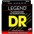 DR Strings Flatwound Legend 5-String Bass Medium