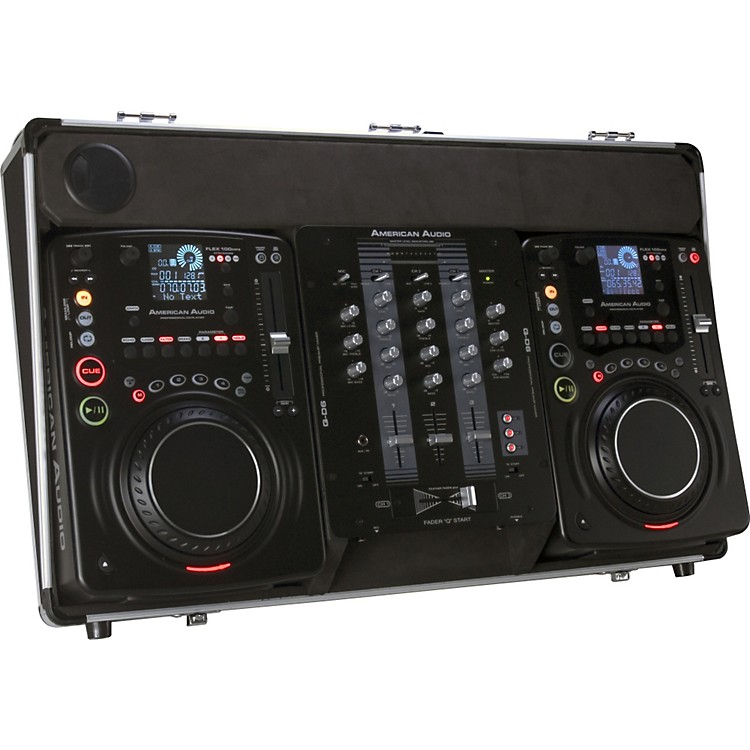 American Audio Flex 100 MP3 System