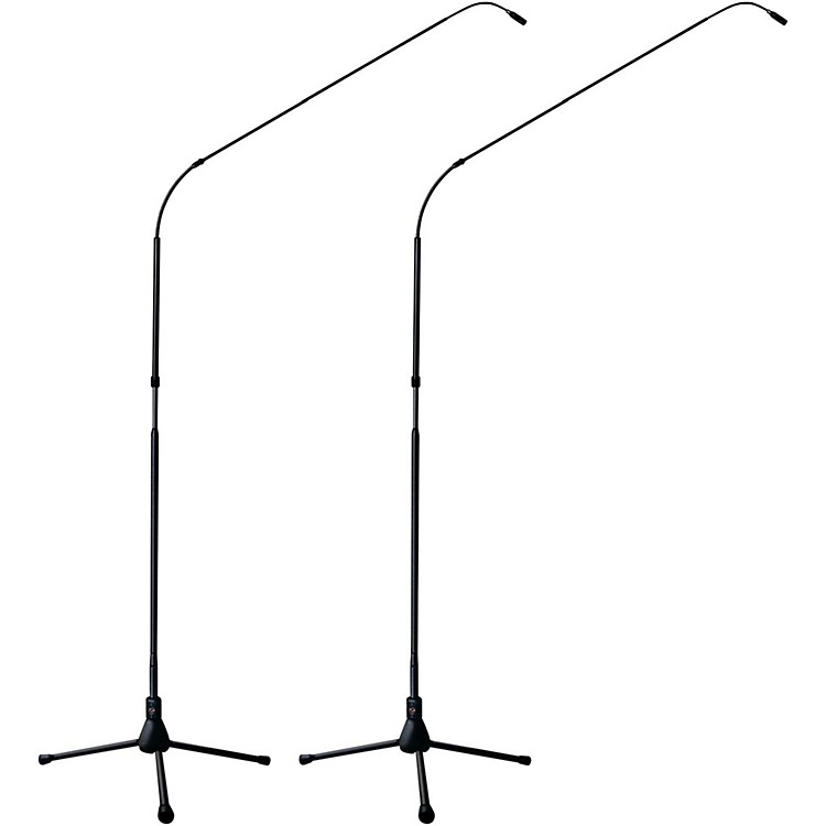 EarthworksFlexWand FW730 with Tripod Base(Matched Pair)Hypercardioid