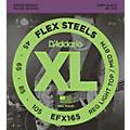 D'Addario Flexsteels Long Scale Bass Guitar Strings (45-105)