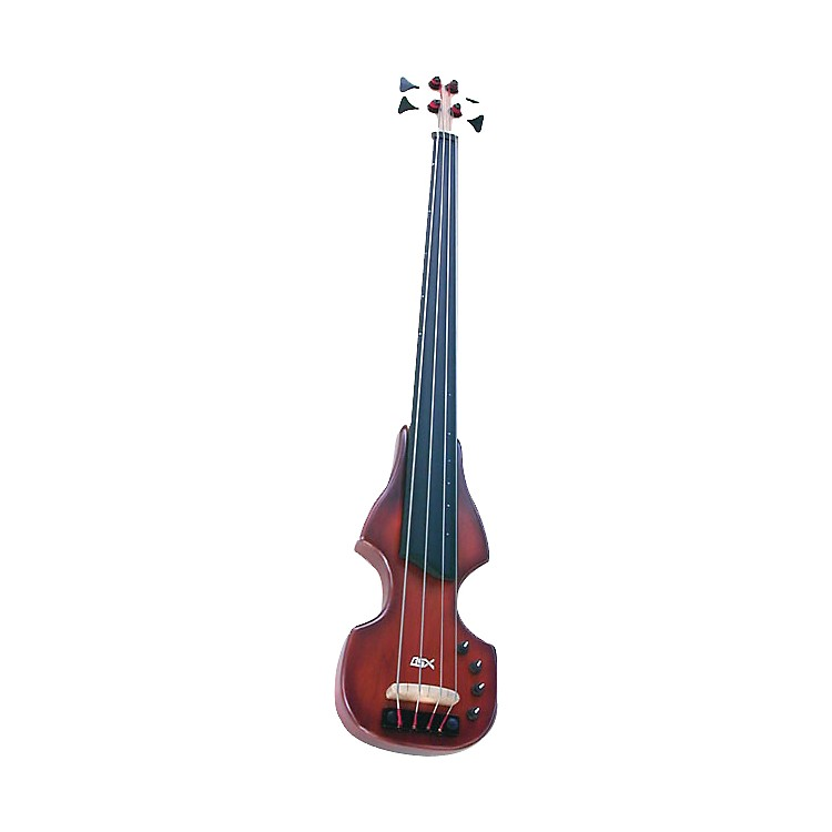 BSX Bass Flip Series Solid-Body Electric Upright Bass