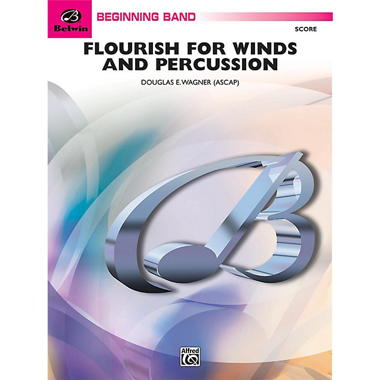 AlfredFlourish for Winds and Percussion Concert Band Grade 1 Set