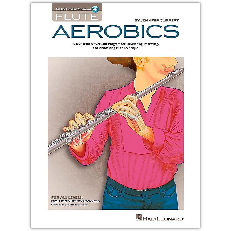 Hal LeonardFlute Aerobics Book/ Audio Online