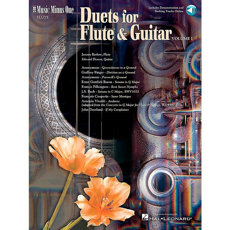 Hal LeonardFlute And Guitar Duets