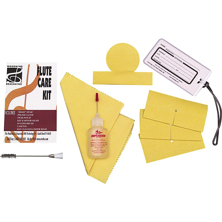 Woodwind & BrasswindFlute Care Kit