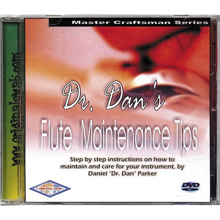 Dr. Dan'sFlute Maintenance DVD