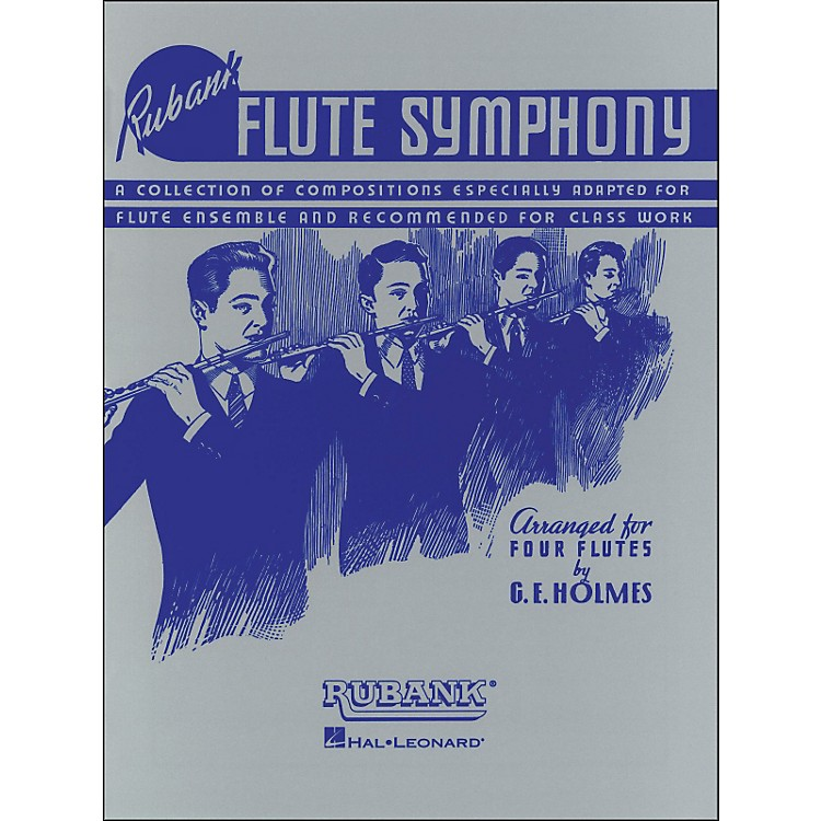 Hal LeonardFlute Symphony - Symphony Ensemble Series (Four Flutes)