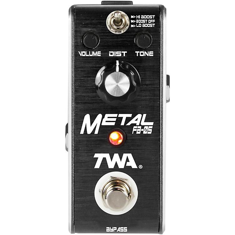 TWAFly Boys Guitar Metal Pedal