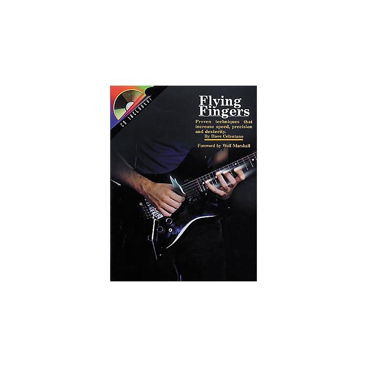 Centerstream PublishingFlying Fingers Book/CD