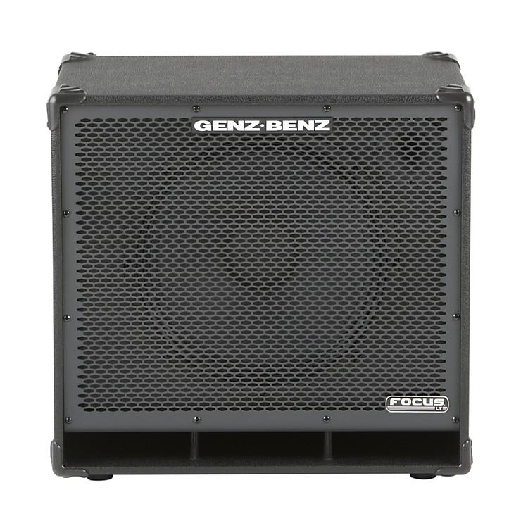 Genz BenzFocus Series FCS-115T 1x15 Bass Speaker Cabinet