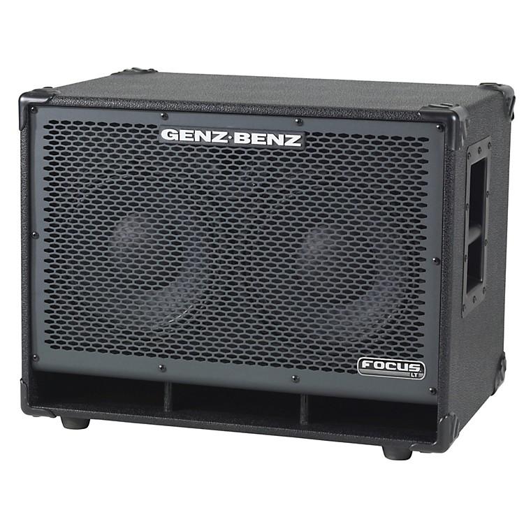 Genz BenzFocus Series FCS-210T 2x10 Bass Speaker Cabinet