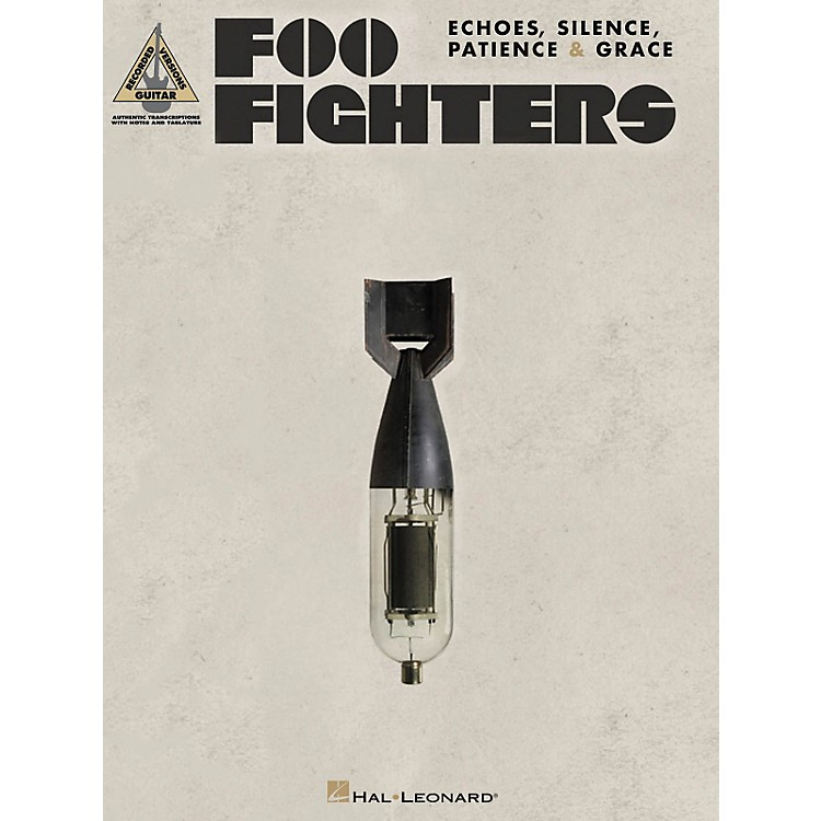 Hal LeonardFoo Fighters - Echoes, Silence, Patience & Grace Guitar Tab Songbook
