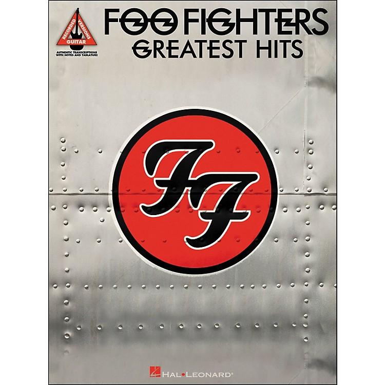 Hal LeonardFoo Fighters - Greatest Hits Tab Book
