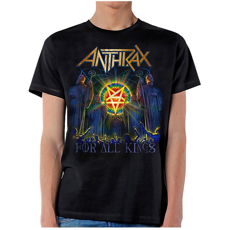 Anthrax For All Kings T-Shirt X Large
