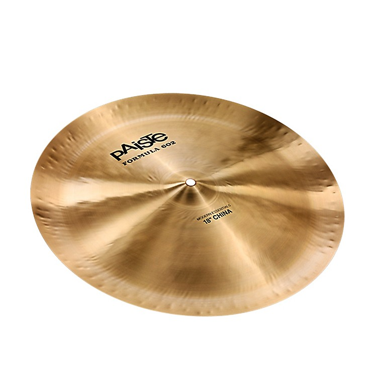 Paiste Formula 602 Modern Essentials China 22 Inch