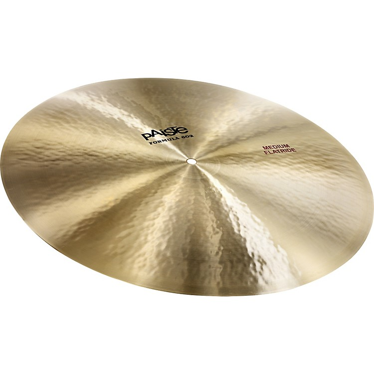 Paiste Formula 602 Series Flat Ride 20 in. Medium