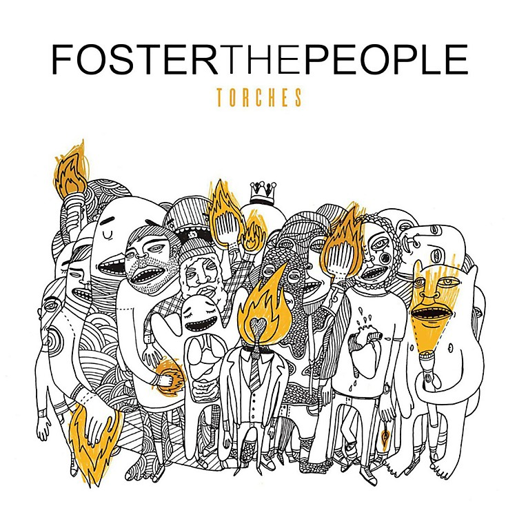 SonyFoster The People - Torches