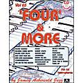 "Jamey Aebersold ""Four"" and More Play-Along Book and CD"