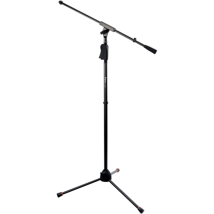 GatorFrameworks GFW-MIC-2110 Deluxe Tripod Mic Stand with Single Section Boom