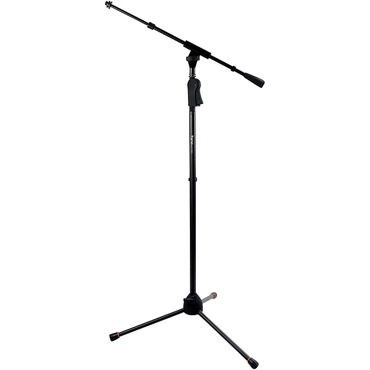 GatorFrameworks GFW-MIC-2120 Deluxe Tripod Mic Stand with Telescoping Boom