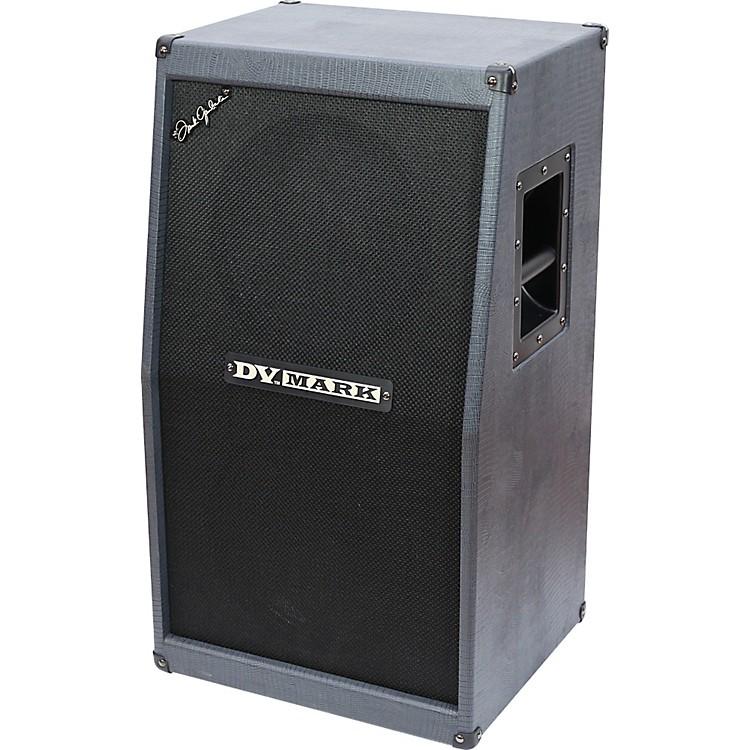 DV MarkFrank Gambale Signature C 212 FG Vertical Slant 2x12 Guitar Speaker Cabinet 300W4 Ohms