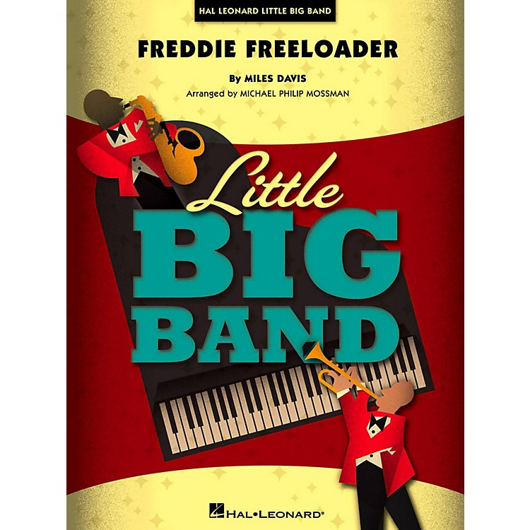 Hal Leonard Freddie Freeloader Jazz Band Level 4