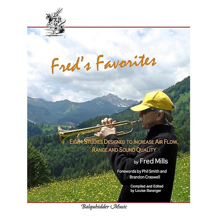 Carl FischerFred's Favorites - Trumpet