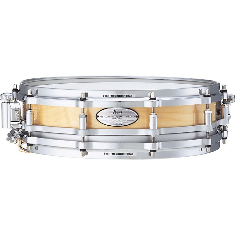 PearlFree Floating 6-Ply Maple Snare Drum