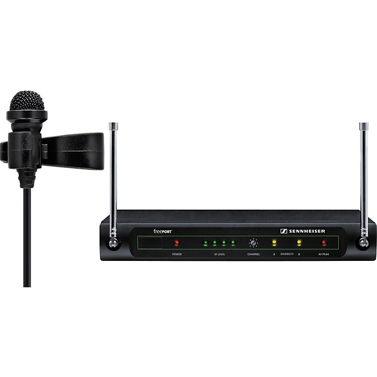SennheiserFreePort Lavalier Wireless System
