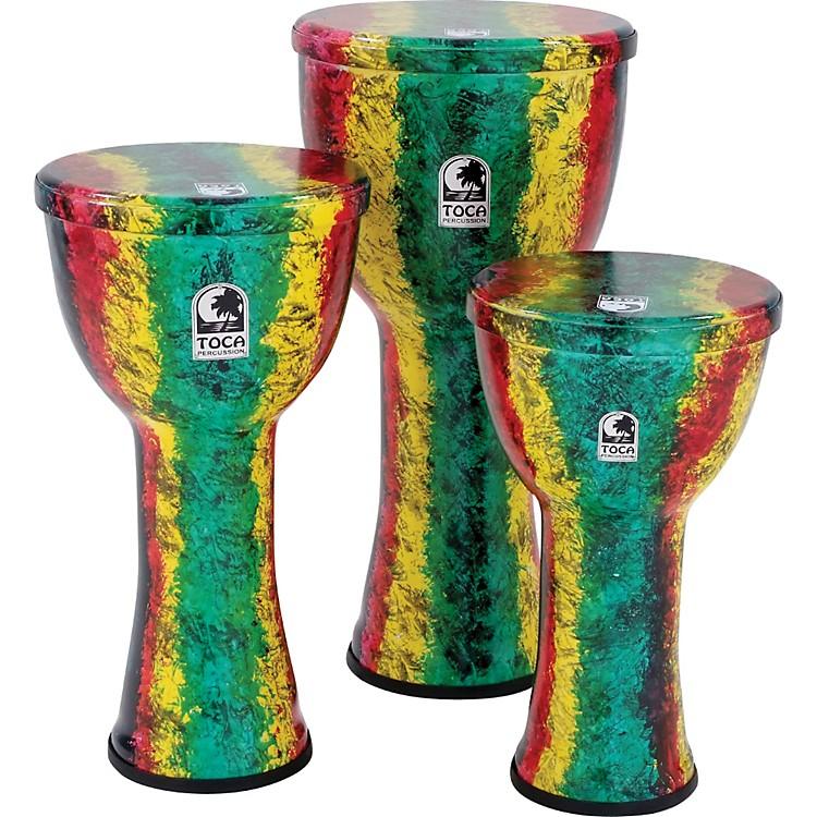 TocaFreestyle Lightweight Djembe DrumAfrican Dance12 in.