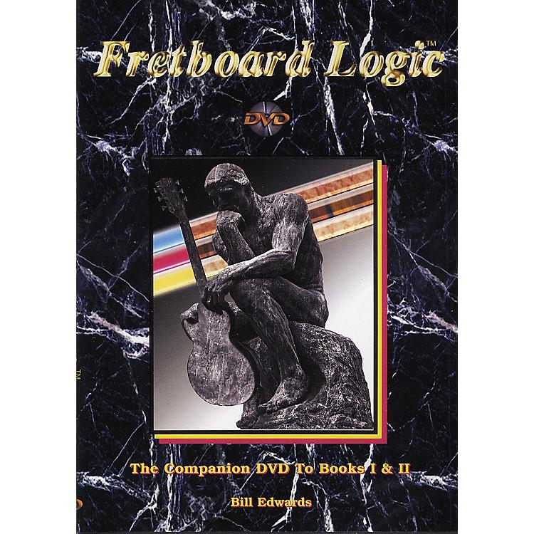 Bill Edwards PublishingFretboard Logic DVD - Volume 1 and 2