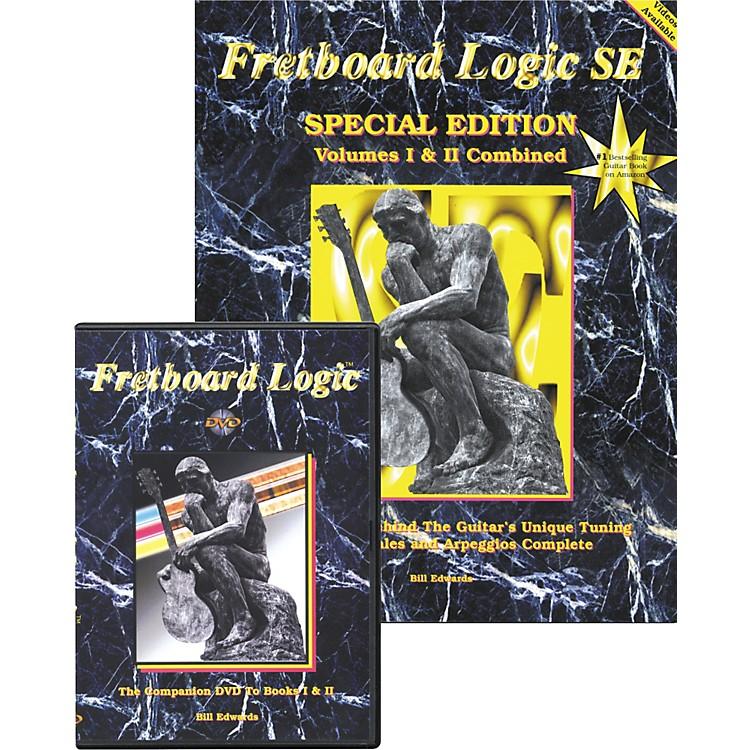 Bill Edwards PublishingFretboard Logic DVD with SE Special Edition Combo