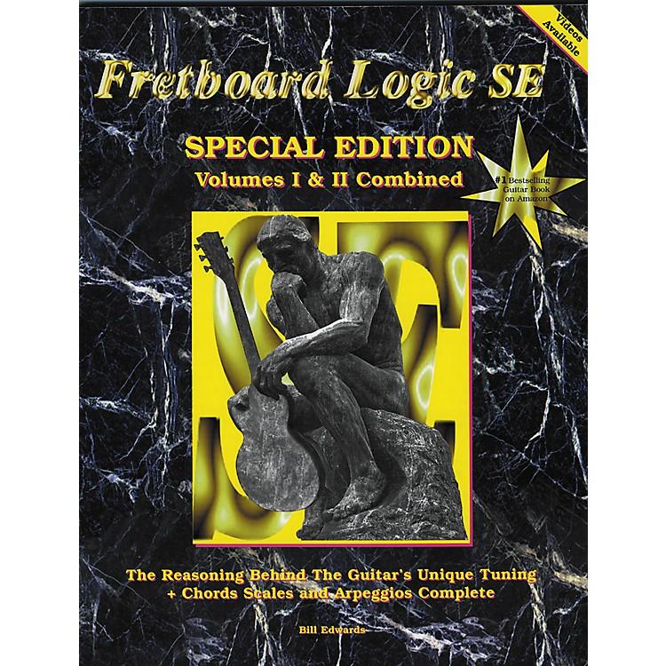 Bill Edwards PublishingFretboard Logic Special Edition Book