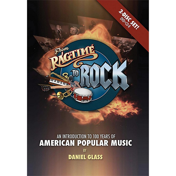 AlfredFrom Ragtime to Rock DVD & CD-ROM