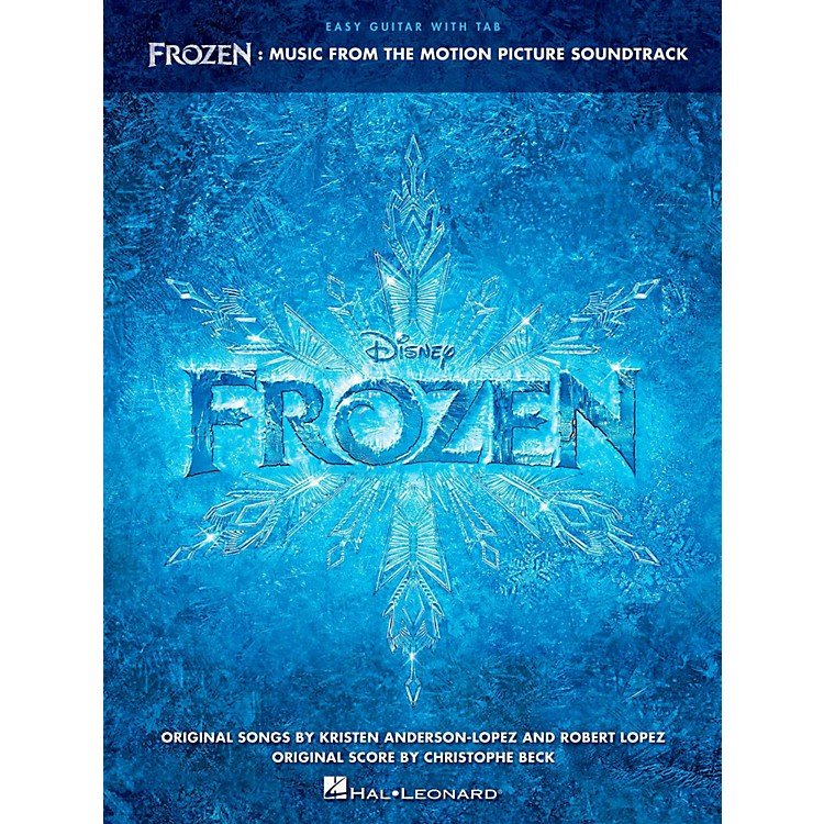 Hal LeonardFrozen - Music From The Motion Picture Soundtrack Easy Guitar With Tab